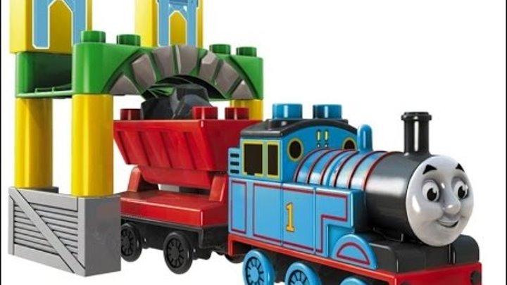 Игры для малышей!Паровозик Томас и друзья!