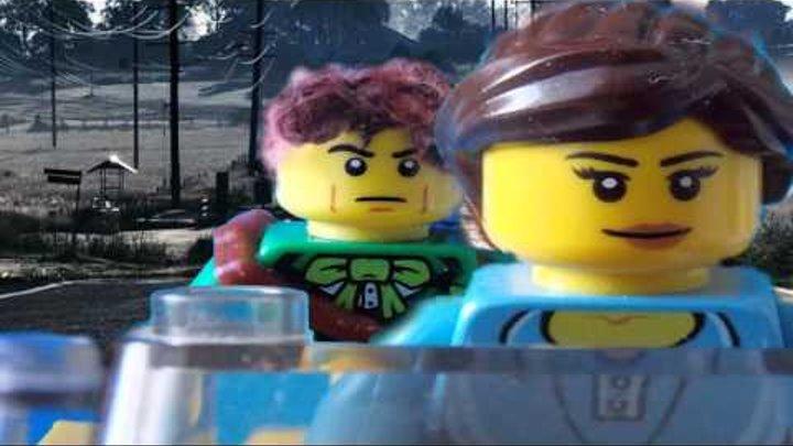 LEGO Доктор Кто (Эра Войны Времени) Приключения Восьмого Доктора 1 серия.