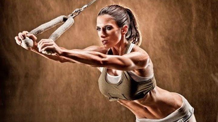 Тренировки для девушек в тренажерном зале