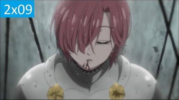 Семь смертных грехов 2 сезон 9 серия - Русское Промо (Субтитры, 2018) Nanatsu no Taizai 2x09 Preview