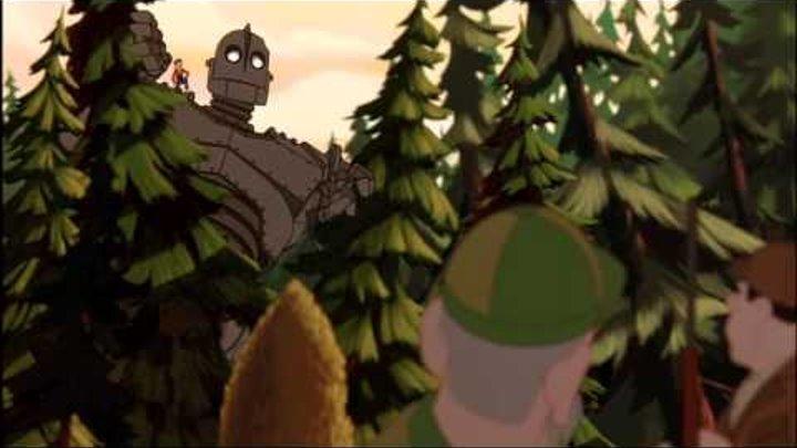 Стальной гигант (трейлер к повторному прокату) / The Iron Giant