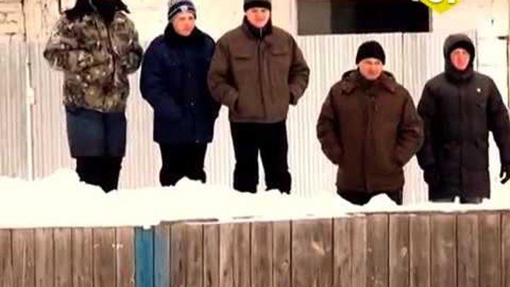 Хоккей Скопин. Репортаж РСТ. Сезон 2016-2017 г.