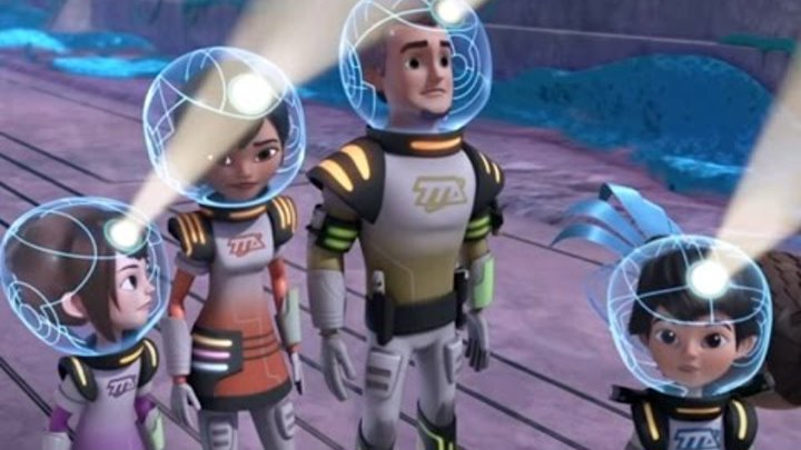 Майлз с другой планеты - Галактек: секреты черной дыры (Сезон 1 Серия 30) l Disney
