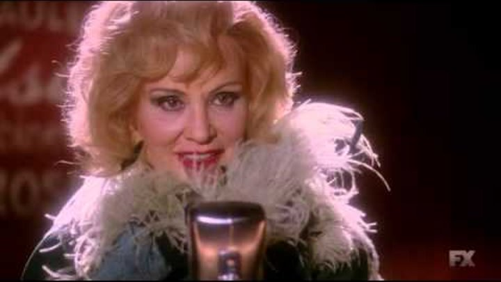 Jessica Lange sings Gods & Monsters FULL VIDEO American Horror Story: Freak Show Episode 3