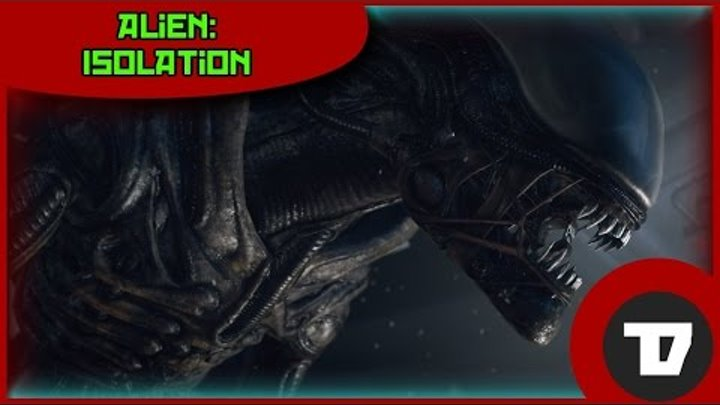 Alien: Isolation - Про невзлетающих Чужих.