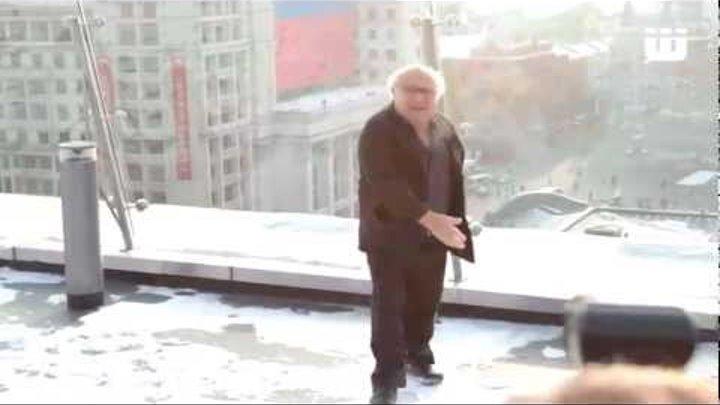 Дэнни Де Вито - «Риц Карлтон».Премьера «Лоракс» 06.03.2012