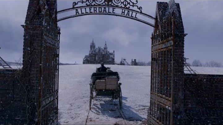 БАГРЯНИЙ ПІК / БАГРОВЫЙ ПИК. Трейлер 2 (український)