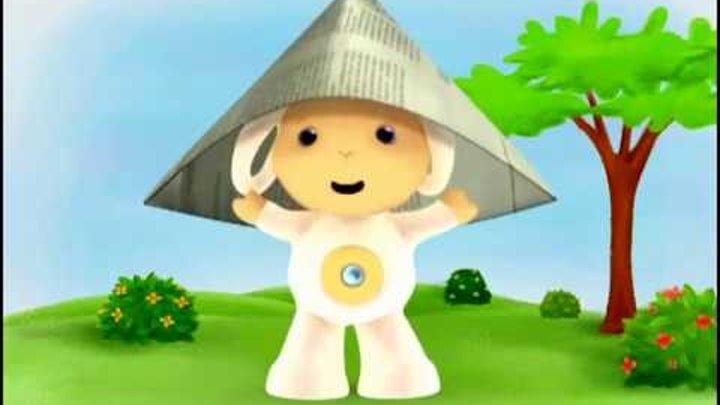 Tiny Love (Тини Лав) 1 серия - развивающий мультфильм для детей в hd качестве
