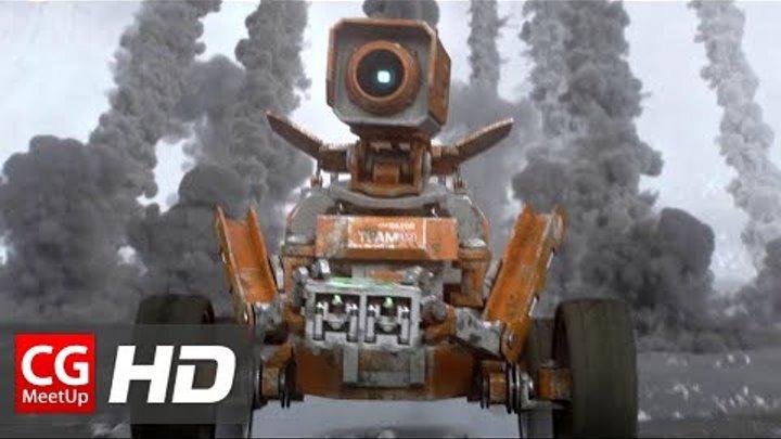 "CGI Sci-fi Animated Short Film HD: ""Planet Unknown Short Film"" by Shawn Wang"