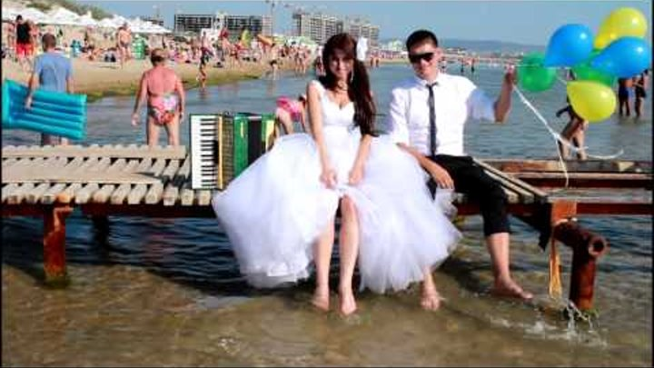 Клёвая молодёжная свадьба, смотреть всем