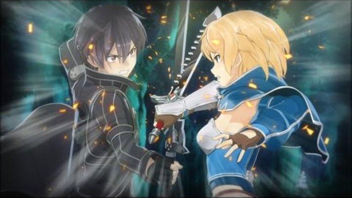 Sword Art Online Re: Hollow Fragment Cutscenes