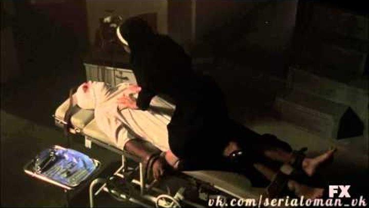 Заставка сериала «Американская история ужасов / American Horror Story». 2 сезон