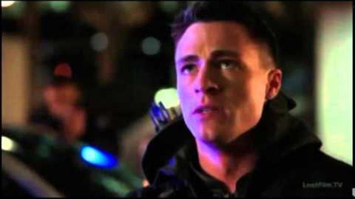 Отрывок из сериала Стрела 3 сезон 18 серия вы арестовали не того, я стрела