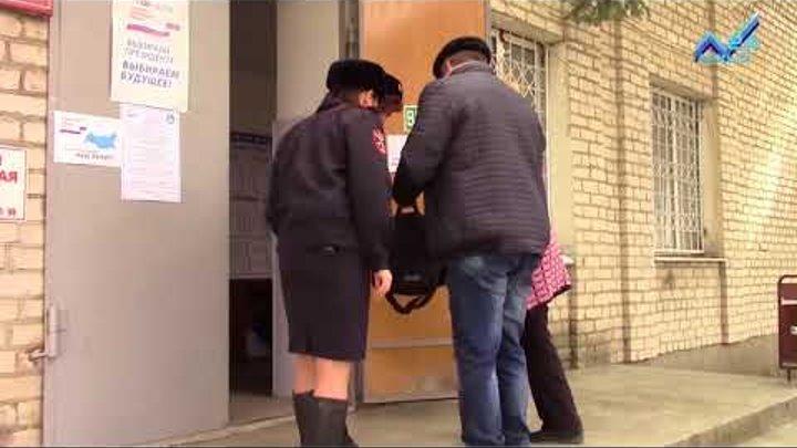 Полиция, Росгвардия и казаки: кто обеспечивал безопасность выборов?