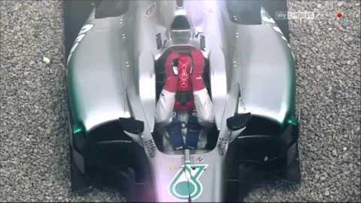 Sky F1 Mid Season Montage