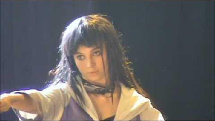 FACTS 2011 Ghent - Hinata & Sakura (Naruto) cosplay show (sunday)
