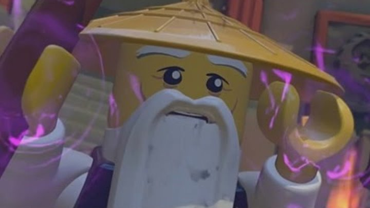 LEGO Ninjago: Shadow of Ronin Walkthrough Part 13 - Island Assault & Chen's Palace (3DS/Vita)