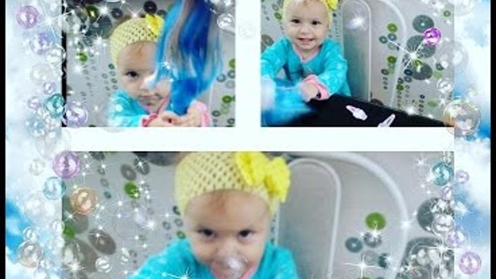 Русалочка не Ариэль, распаковка мультик | Дима Рита The little mermaid is not Ariel