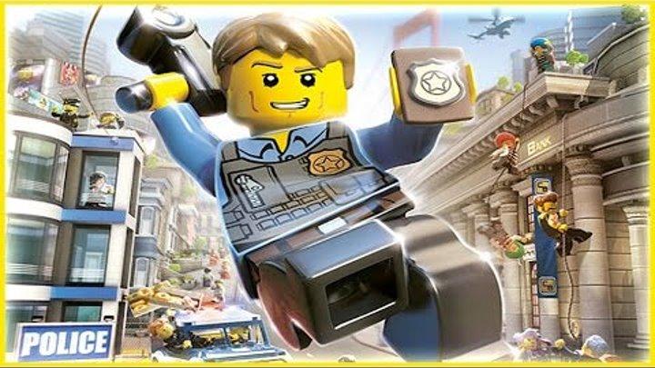 Мультфильм Лего Сити Тюрьма АЛЬБАТРОС 3 серия LEGO City Undercover Все серии на русском языке #LEGO