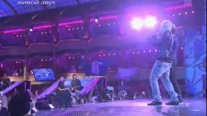 Vlad Sokolovsky & Dima Bilan - Ya Prosto Lyublyu Tebya (Live @ Фабрика звезд 2011)