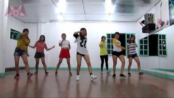 (slow + mirrored) Work - Rihanna ft Drake (R3hab) May J Lee choreography by Bobono1baby