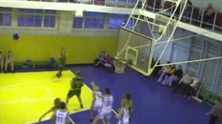 """Баскетбольный клуб """"Ставропольчанка"""" 2006 год"""