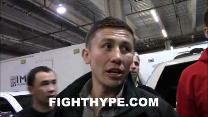 "GENNADY GOLOVKIN COMMENTS ON CHAVEZ JR.'S TKO LOSS TO FONFARA: ""NOT BIG SURPRISE"""
