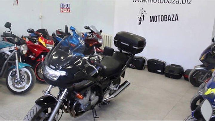 Yamaha XJ900S . Из Европы, без пробега. WWW.MOTOBAZA.BIZ