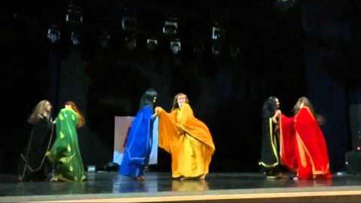 "Студия арабского танца ""Nadi Vlada Malika""-халиджи"