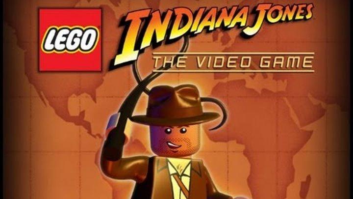 прохождение игры лего индиана джонс часть 4