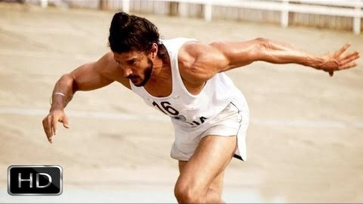'Bhaag Milkha Bhaag' Special Screening for Army Personnel In Chandigarh