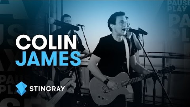 Colin James - Goin' Away | Live @ Stingray PausePlay