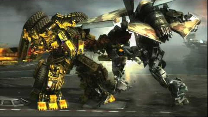 [Trailer] Transformers: Revenge of the Fallen The Game