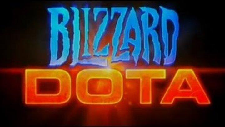 DOTA Blizzard: Reveal Trailer