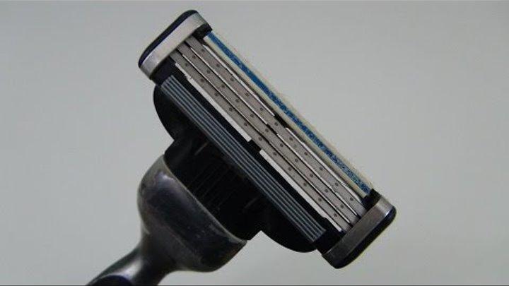Как наточить лезвие бритвы