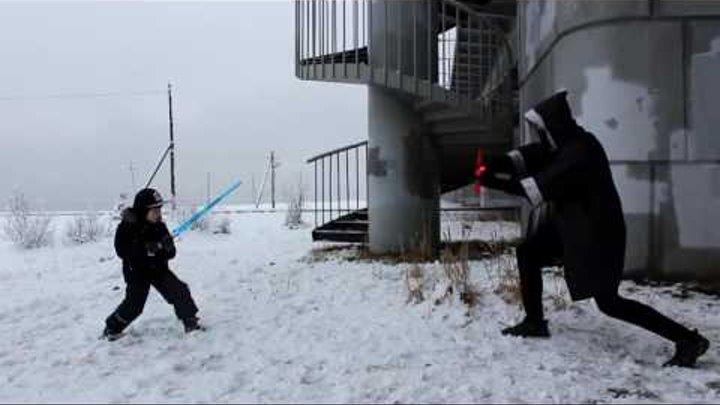 Световой меч. Звёздные войны.