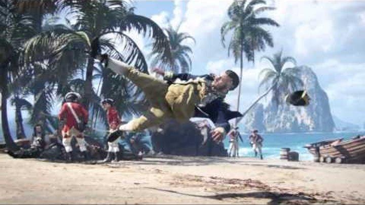 Assassin's Creed IV Black Flag -- Tattoo TV Spot [RUS]