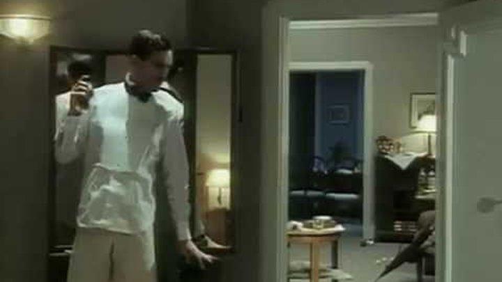 Дживс и Вустер 4 сезон 4 серия The Delayed Arrival RUS