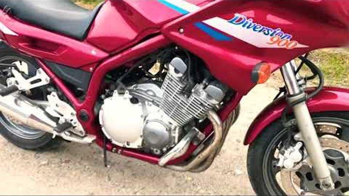 Yamaha XJ900S