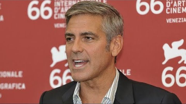 Джордж Клуни попал в ДТП на Сардинии