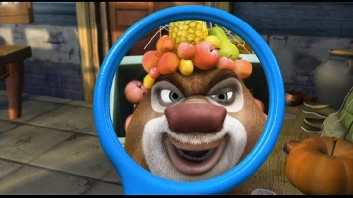 Медведи-соседи 🐻 | 1 сезон 84 серия | Модный медведь | Мультики детям