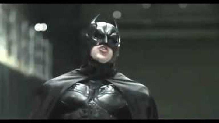 Темный рыцарь: Бэтмен против Загадочника