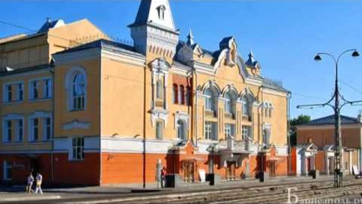 Программа Афиша 08 04 2016 Вадим Климов о культуре в Барнауле.