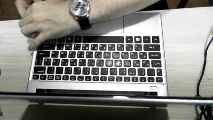Техобслуживание ноутбука Acer Aspire One 756-877B1ss
