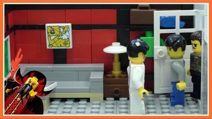 Lego Город Х - 4 сезон ( 13 серия)
