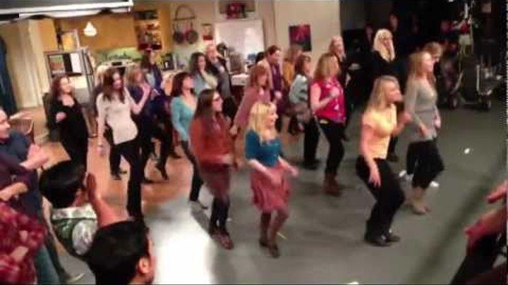 The Big Bang Theory Flash mob FULL VERSION