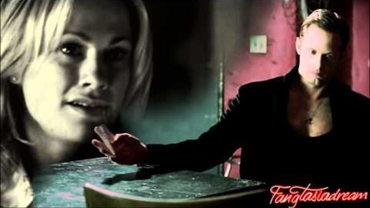 True Blood - Eric and Sookie - I'll Be Waiting