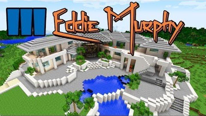 Итоги конкурса: Дом Эдди Мёрфи в Minecraft. (3-е место)