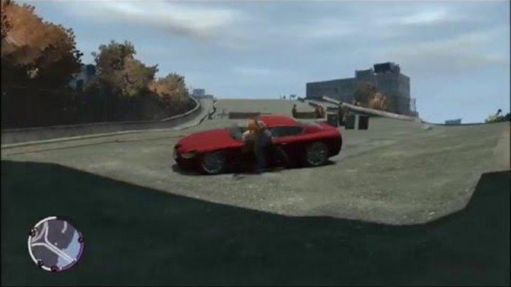 ГТА 4 ЭПИЧЕСКИЕ МОМЕНТЫ | GTA IV Super Moment's