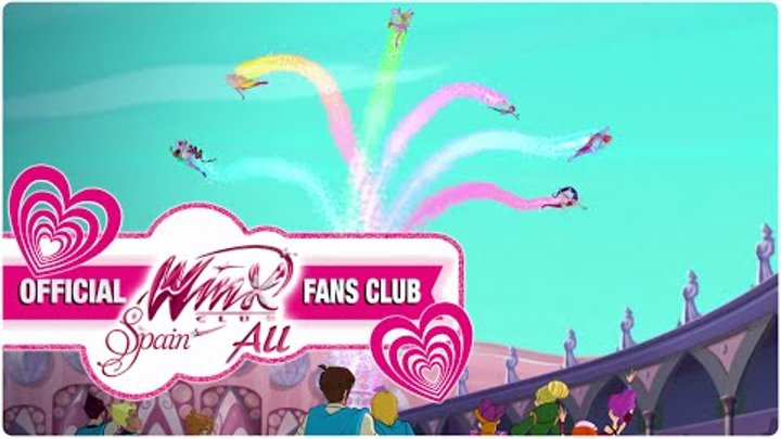 Winx Club 6x01 Inspiration of Sirenix: Way of Sirenix